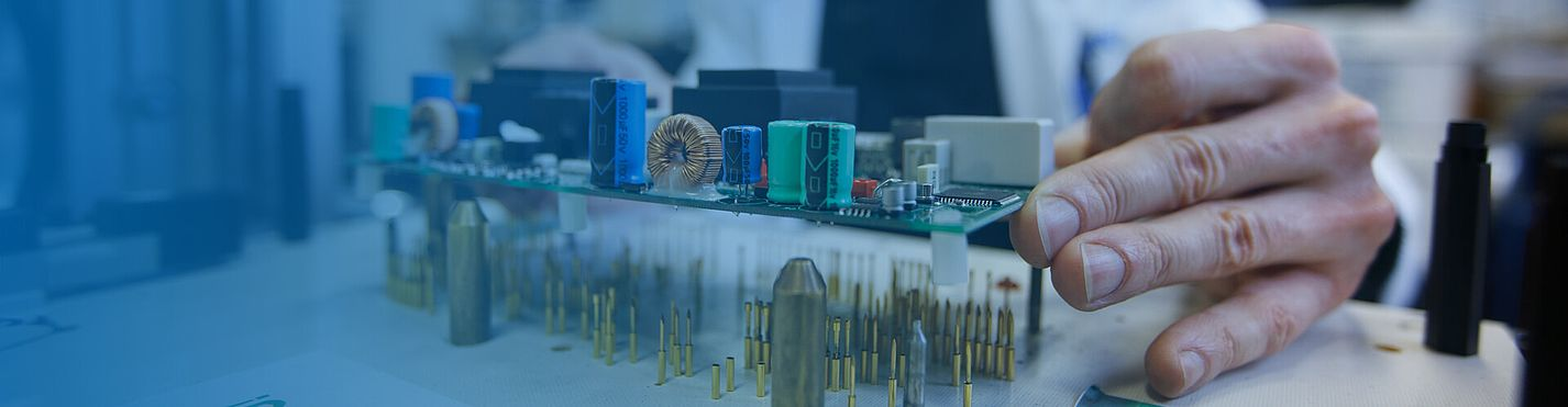 Störk-Tronic expertise, knowledge, know-how, Expertise.