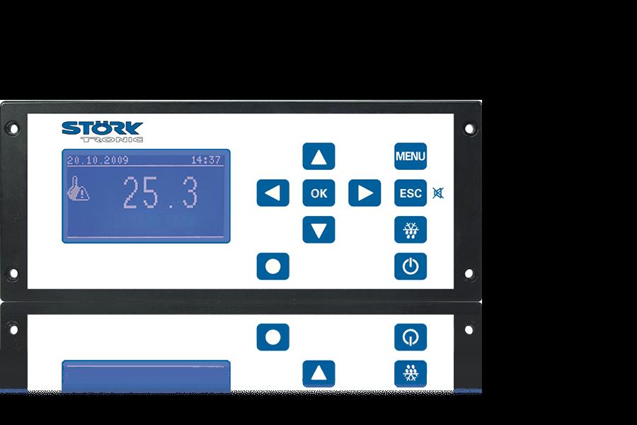 ST 551 LCD Steuerung, Bedieneinheit, Medizintechnik, Labortechnik.