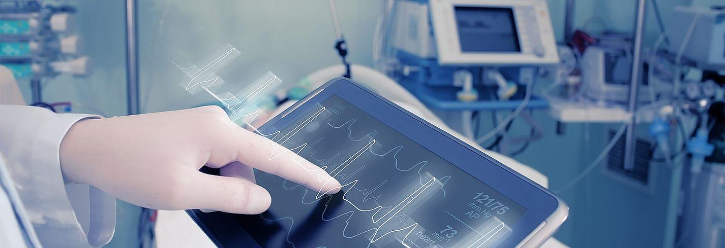 Störk-Tronic Mess- und Regeltechnik, Regler, Regeleinheiten für Medizintechnik, vernetzte Lösungen.
