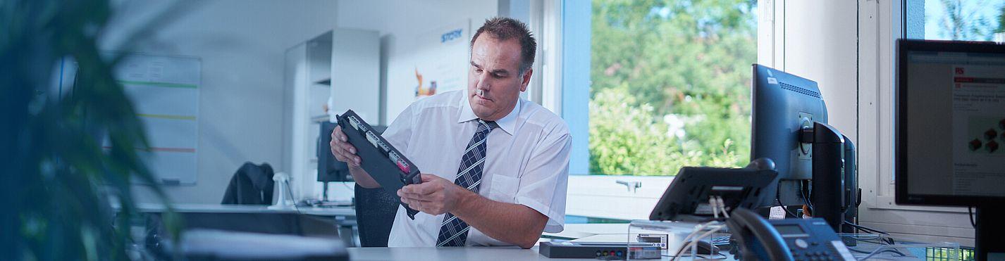 Störk-Tronic Qualitätsführer, hohe Qualität, Premium-Qualität.