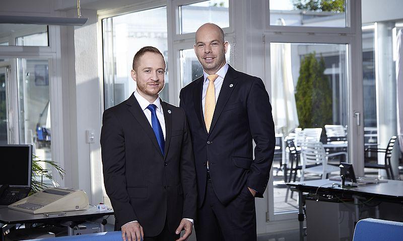 [Translate to Schwedisch:] Störk-Tronic, Historie, 2011, Tochtergesellschaft, Störk-Tronic Frankreich, Didier Gauthier.
