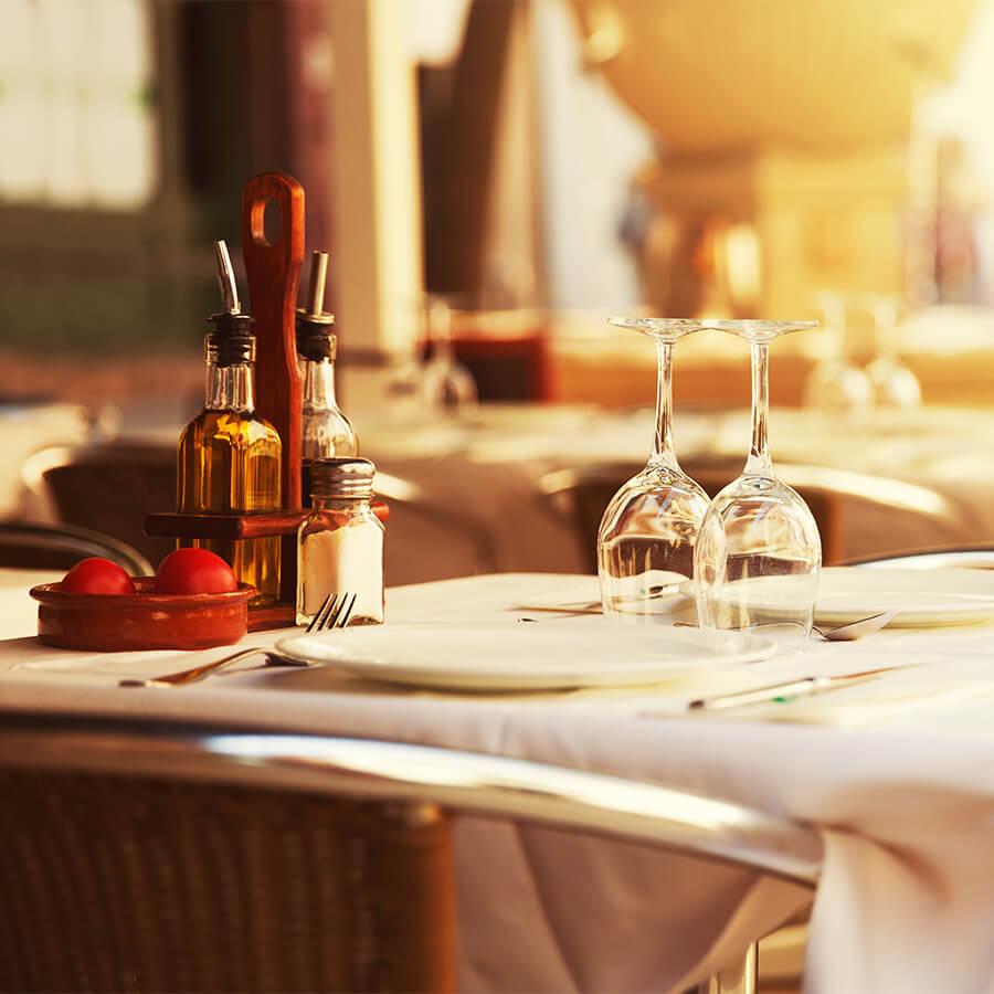 Störk-Tronic Karriere, Standort Stuttgart, Restauration, Restaurant.